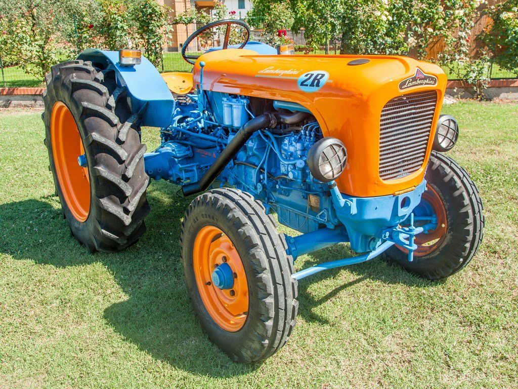 1965 Lamborghini 2R Tractor  For Sale by Auction (picture 1 of 6)