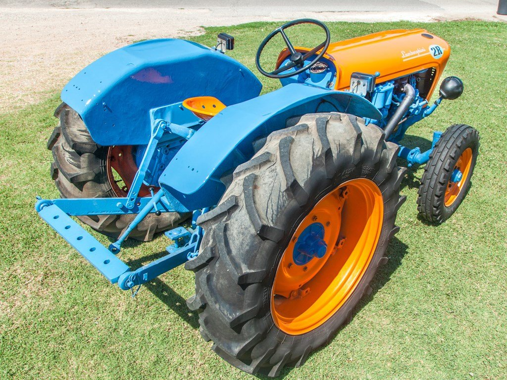 1965 Lamborghini 2R Tractor  For Sale by Auction (picture 2 of 6)