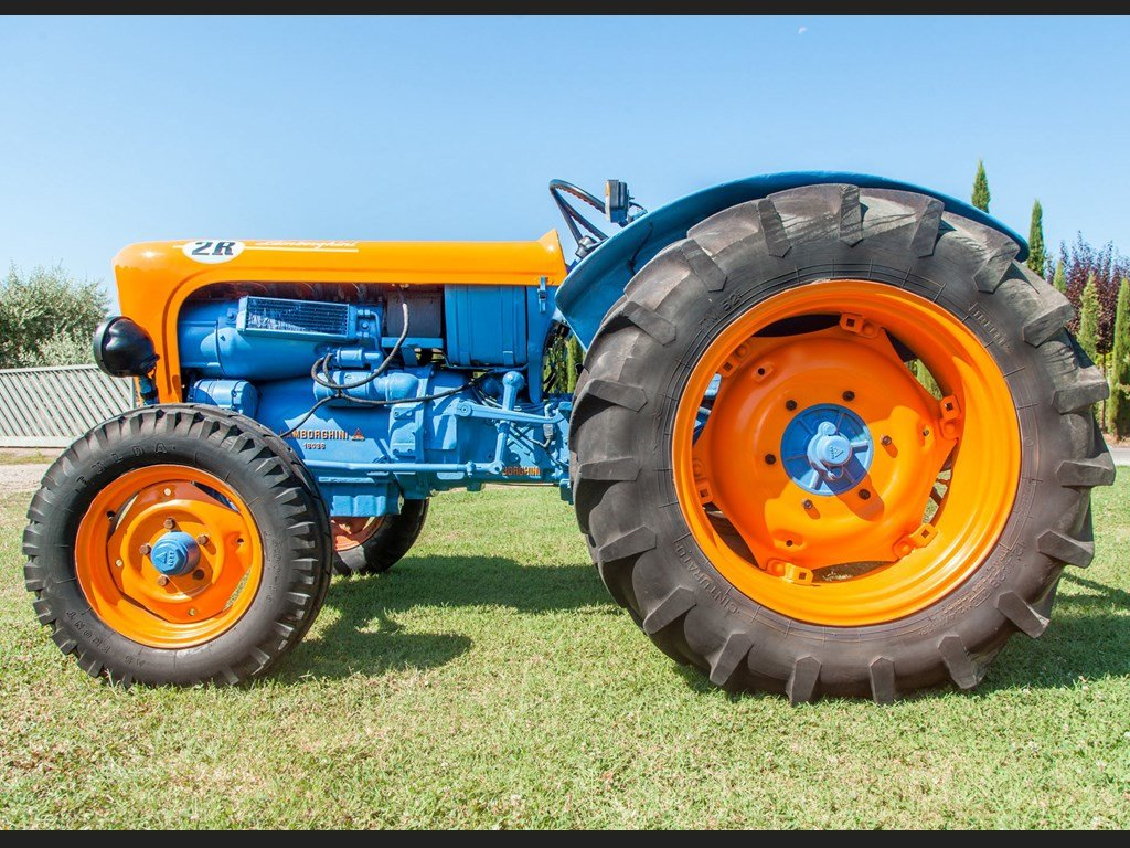 1965 Lamborghini 2R Tractor  For Sale by Auction (picture 5 of 6)