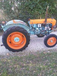 1961 Lamborghini Tractor