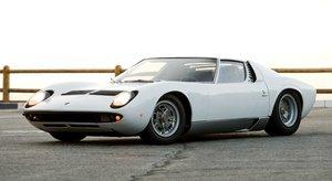 Picture of 1969 Lamborghini miura p400 s
