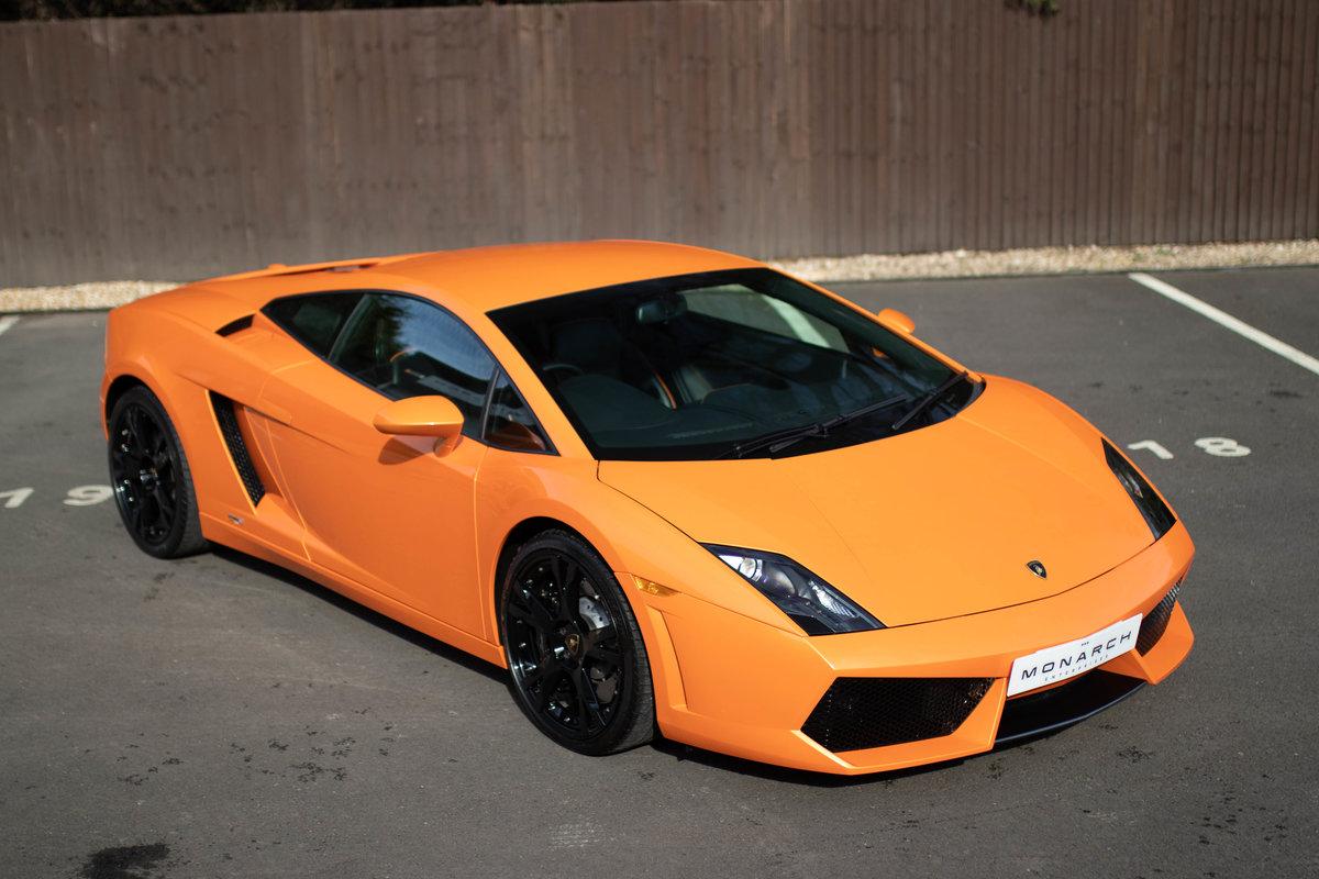 2008/58 Lamborghini Gallardo LP560-4 For Sale (picture 1 of 6)