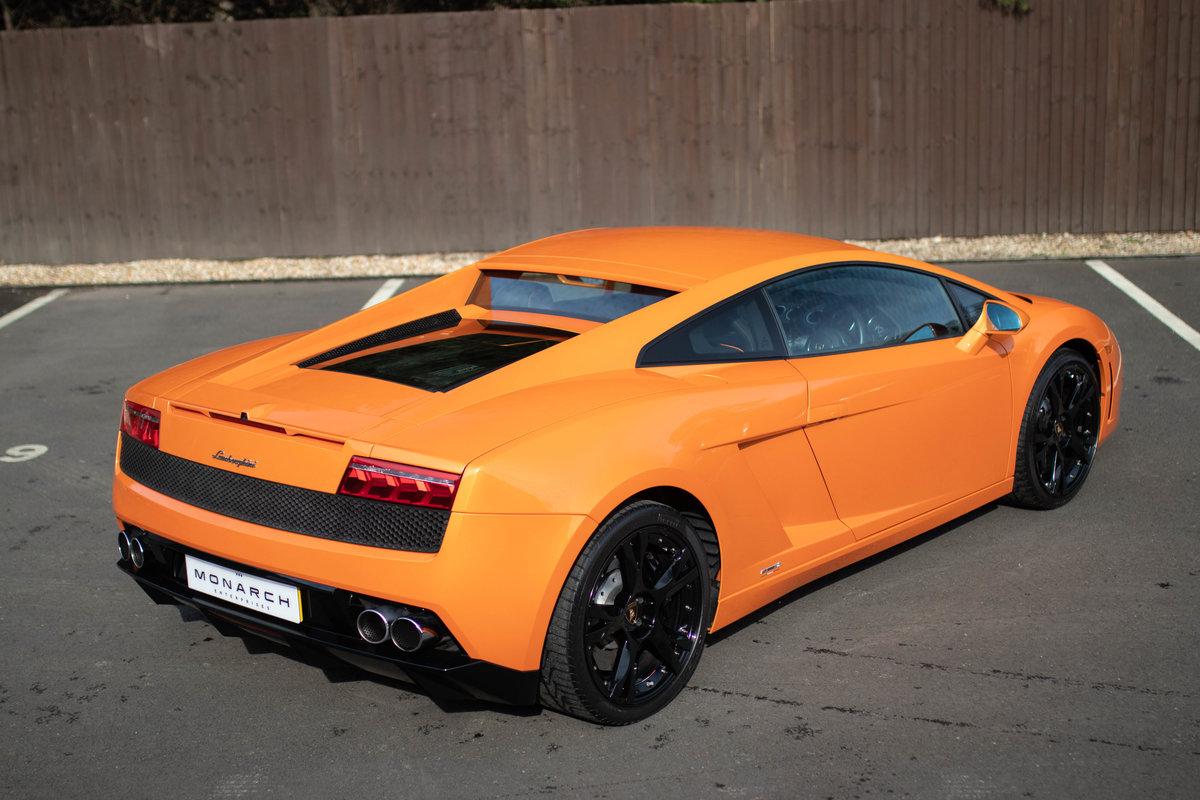 2008/58 Lamborghini Gallardo LP560-4 For Sale (picture 3 of 6)