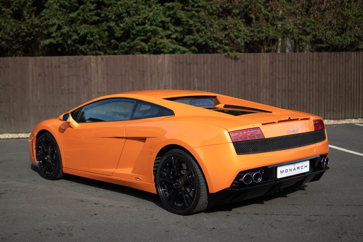 2008/58 Lamborghini Gallardo LP560-4 For Sale (picture 4 of 6)