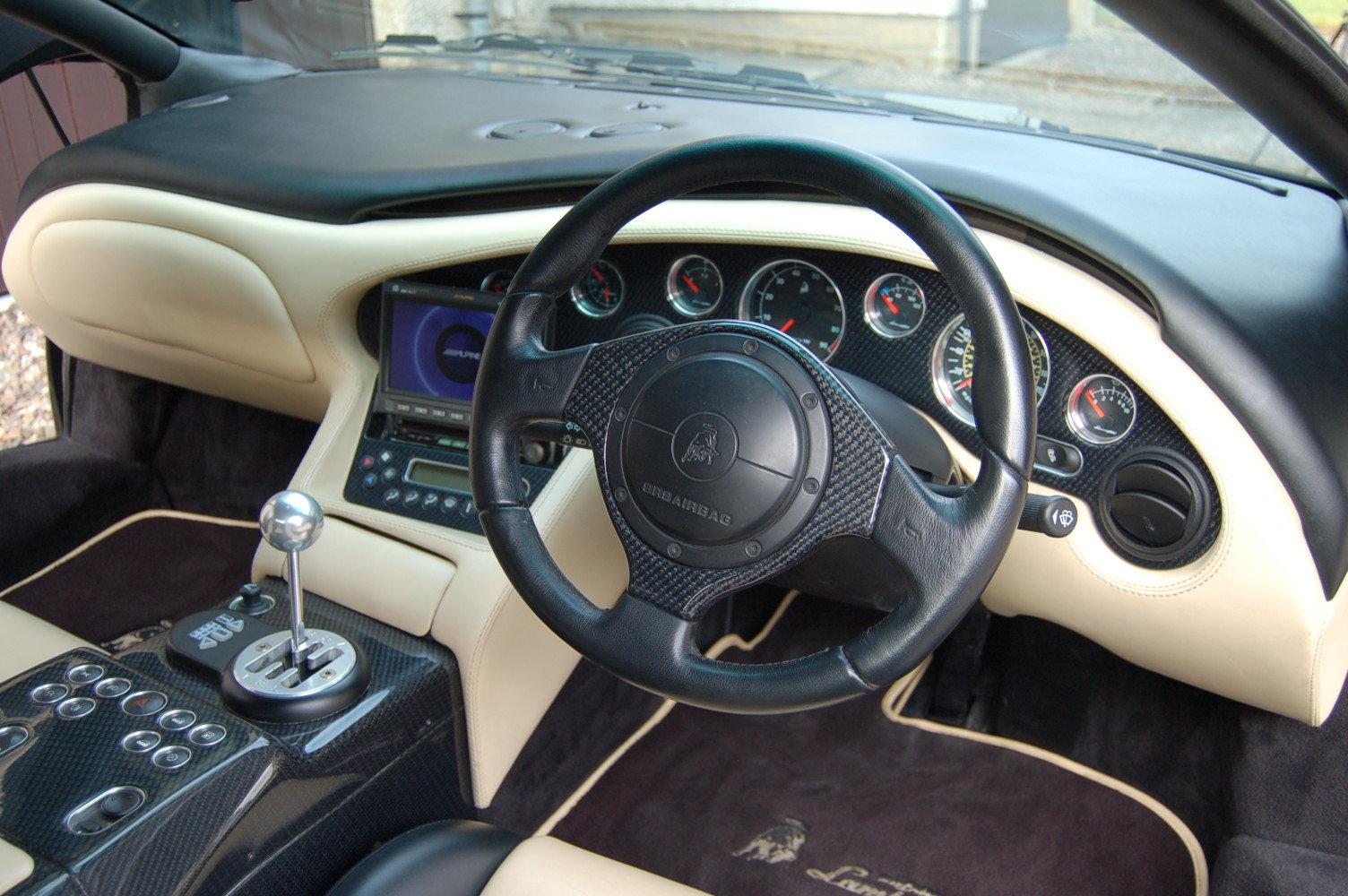2001 Lamborghini Diablo 6.0 (UK Supplied) For Sale (picture 2 of 6)