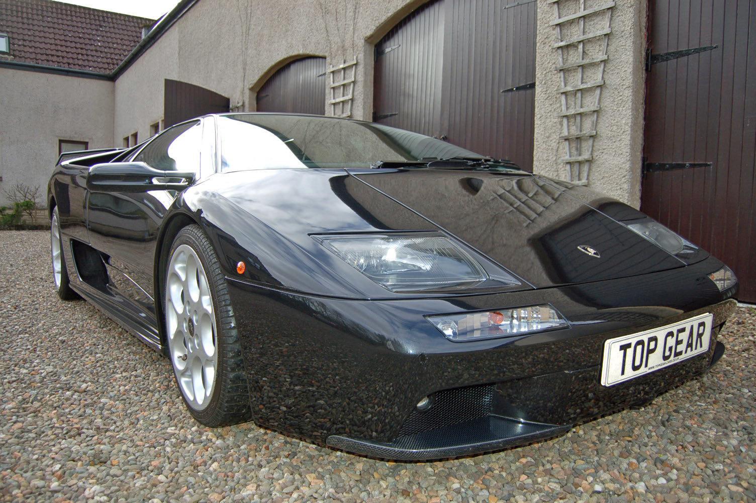 2001 Lamborghini Diablo 6.0 (UK Supplied) For Sale (picture 4 of 6)