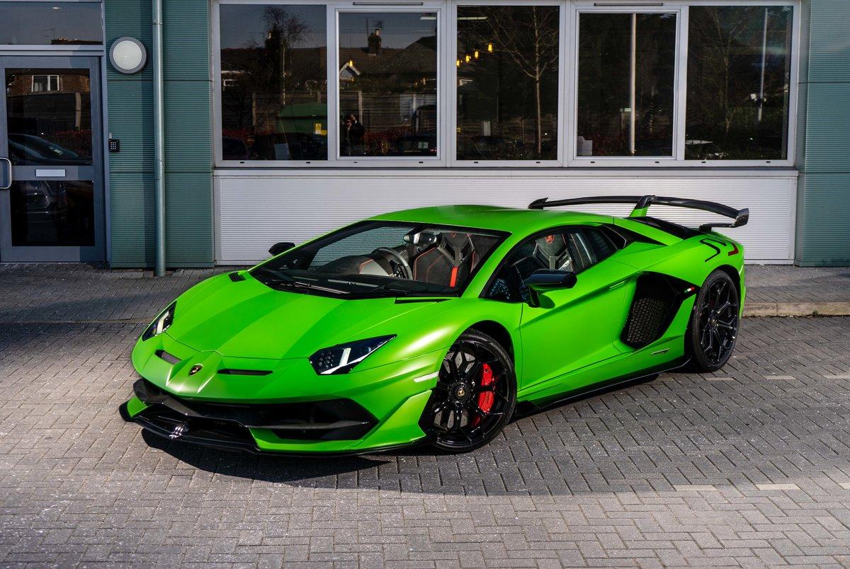 Lamborghini Aventador SVJ 2019 VAT Q For Sale (picture 1 of 6)
