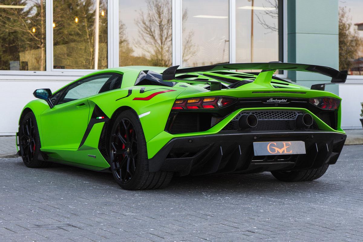 Lamborghini Aventador SVJ 2019 VAT Q For Sale (picture 3 of 6)