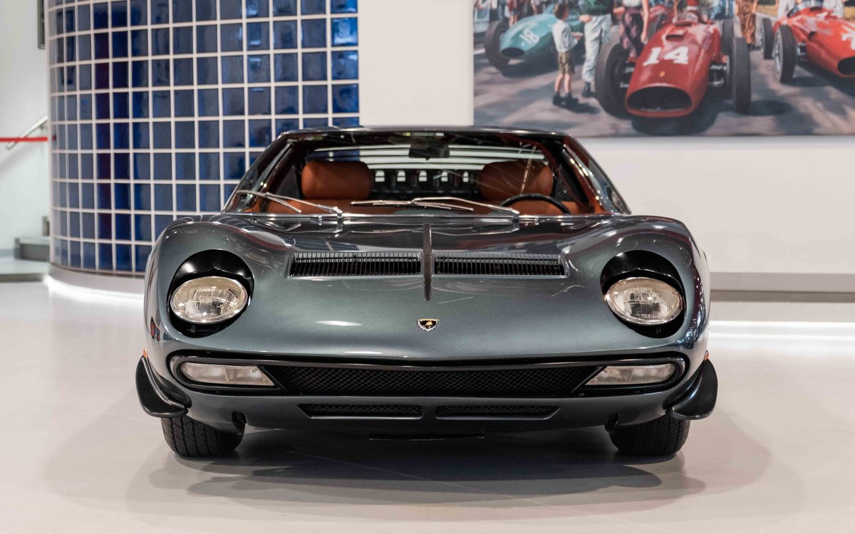 1972 Lamborghini Miura SV For Sale (picture 2 of 16)