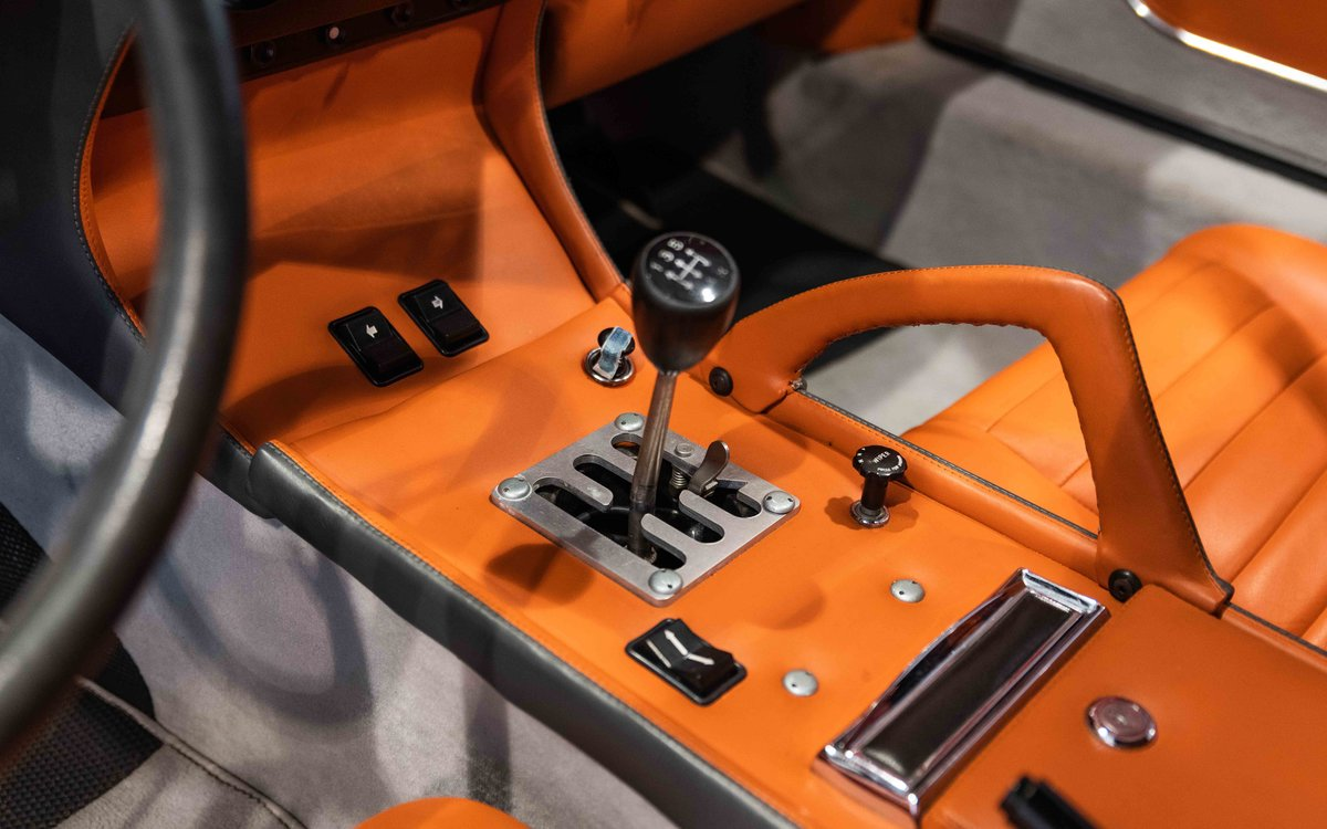 1972 Lamborghini Miura SV For Sale (picture 13 of 16)