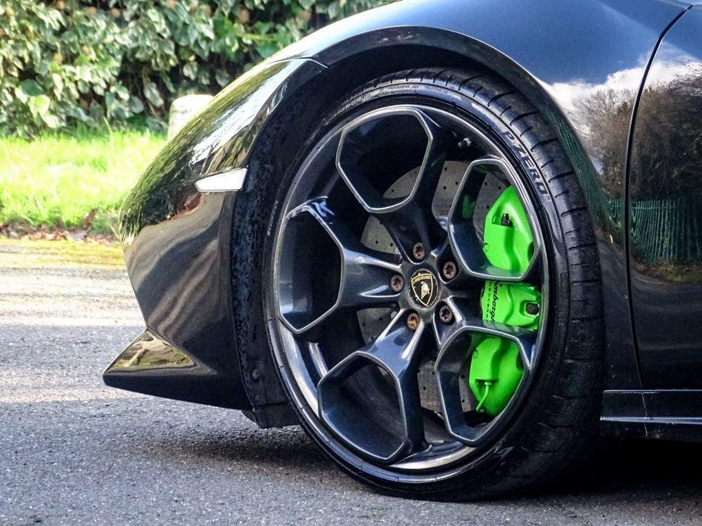 2016 Lamborghini  HURACAN  LP 610-4 SPYDER CABRIOLET VAT Q 7 SPEE For Sale (picture 5 of 24)