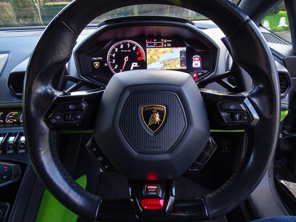 2016 Lamborghini  HURACAN  LP 610-4 SPYDER CABRIOLET VAT Q 7 SPEE For Sale (picture 7 of 24)