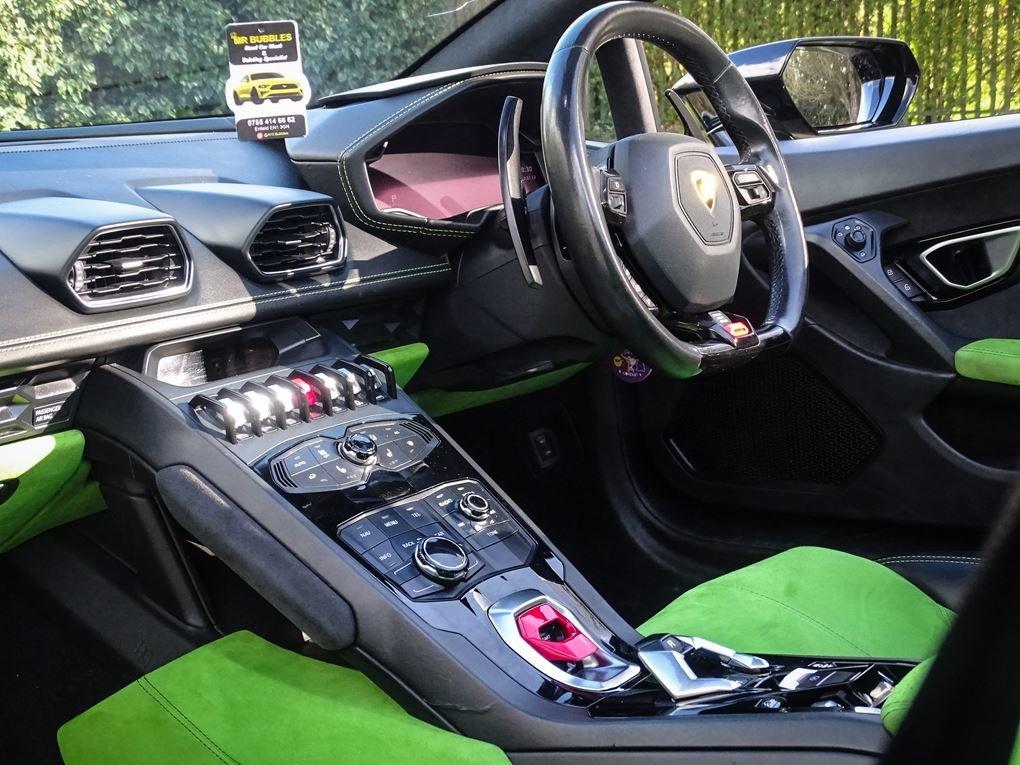 2016 Lamborghini  HURACAN  LP 610-4 SPYDER CABRIOLET VAT Q 7 SPEE For Sale (picture 13 of 24)