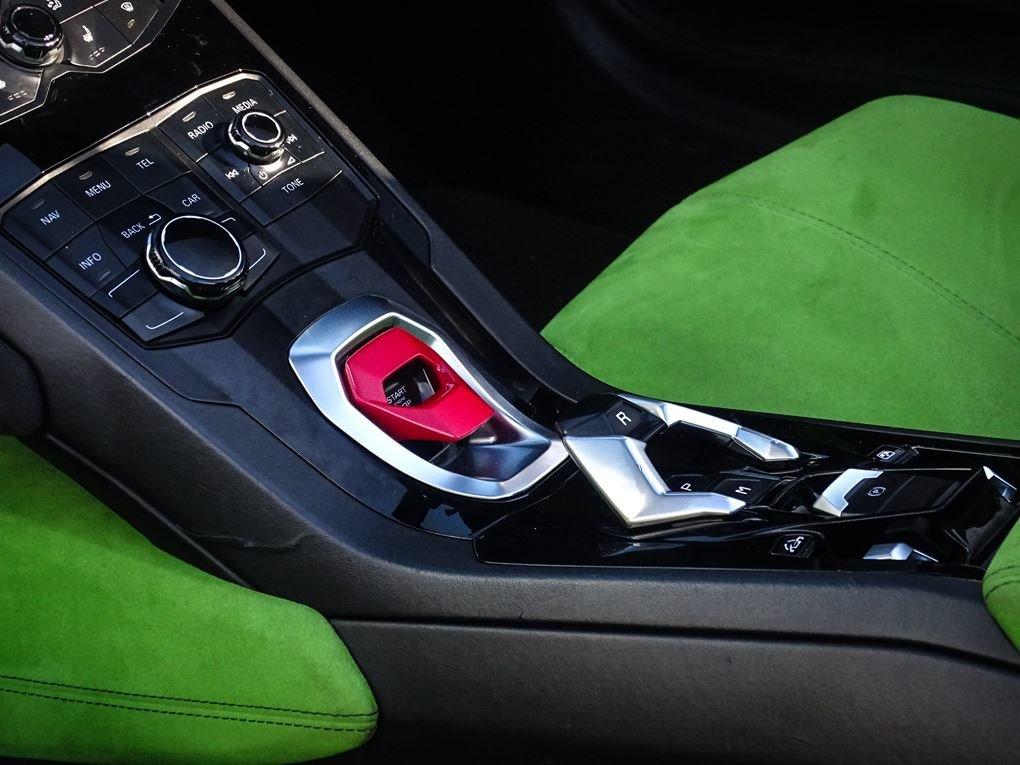 2016 Lamborghini  HURACAN  LP 610-4 SPYDER CABRIOLET VAT Q 7 SPEE For Sale (picture 16 of 24)
