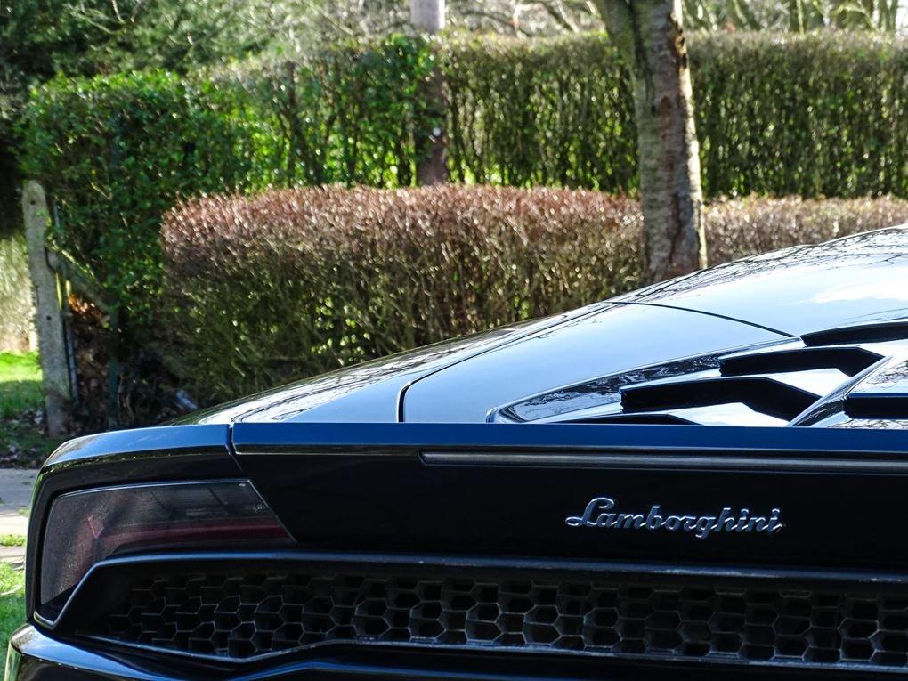 2016 Lamborghini  HURACAN  LP 610-4 SPYDER CABRIOLET VAT Q 7 SPEE For Sale (picture 24 of 24)