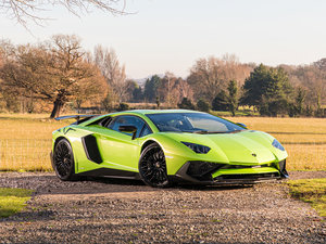 2016 Aventador SV Coupe For Sale