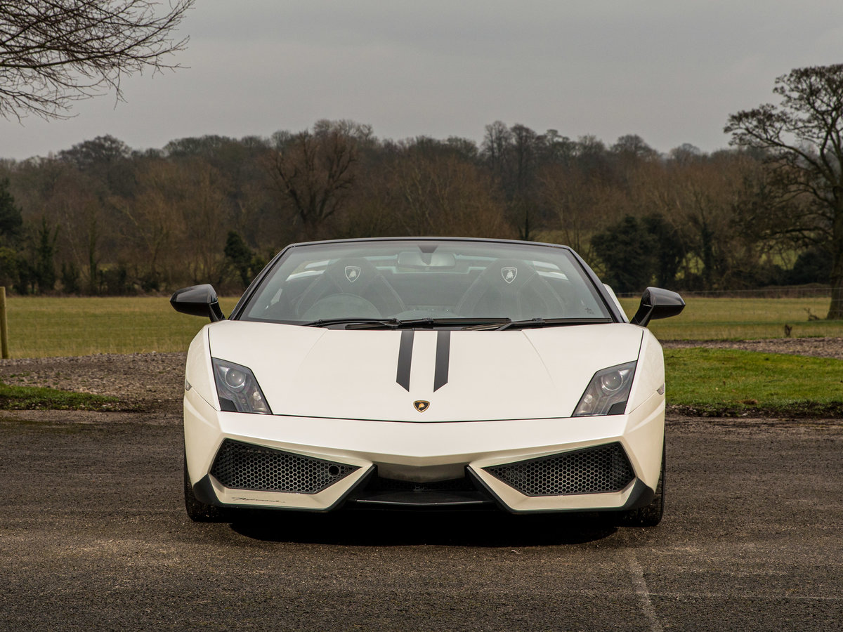 2011 Performante Spyder 5.2 V10 LP570-4 E-GEAR For Sale (picture 3 of 6)