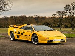 1998 Lamborghini Diablo SV coupe