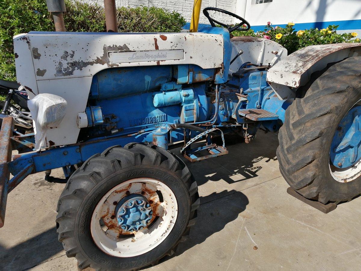 1967 Lamborghini tractor, original For Sale (picture 1 of 5)