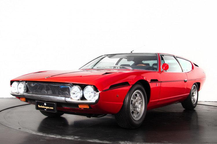 LAMBORGHINI ESPADA II° series - 1970 For Sale (picture 2 of 6)