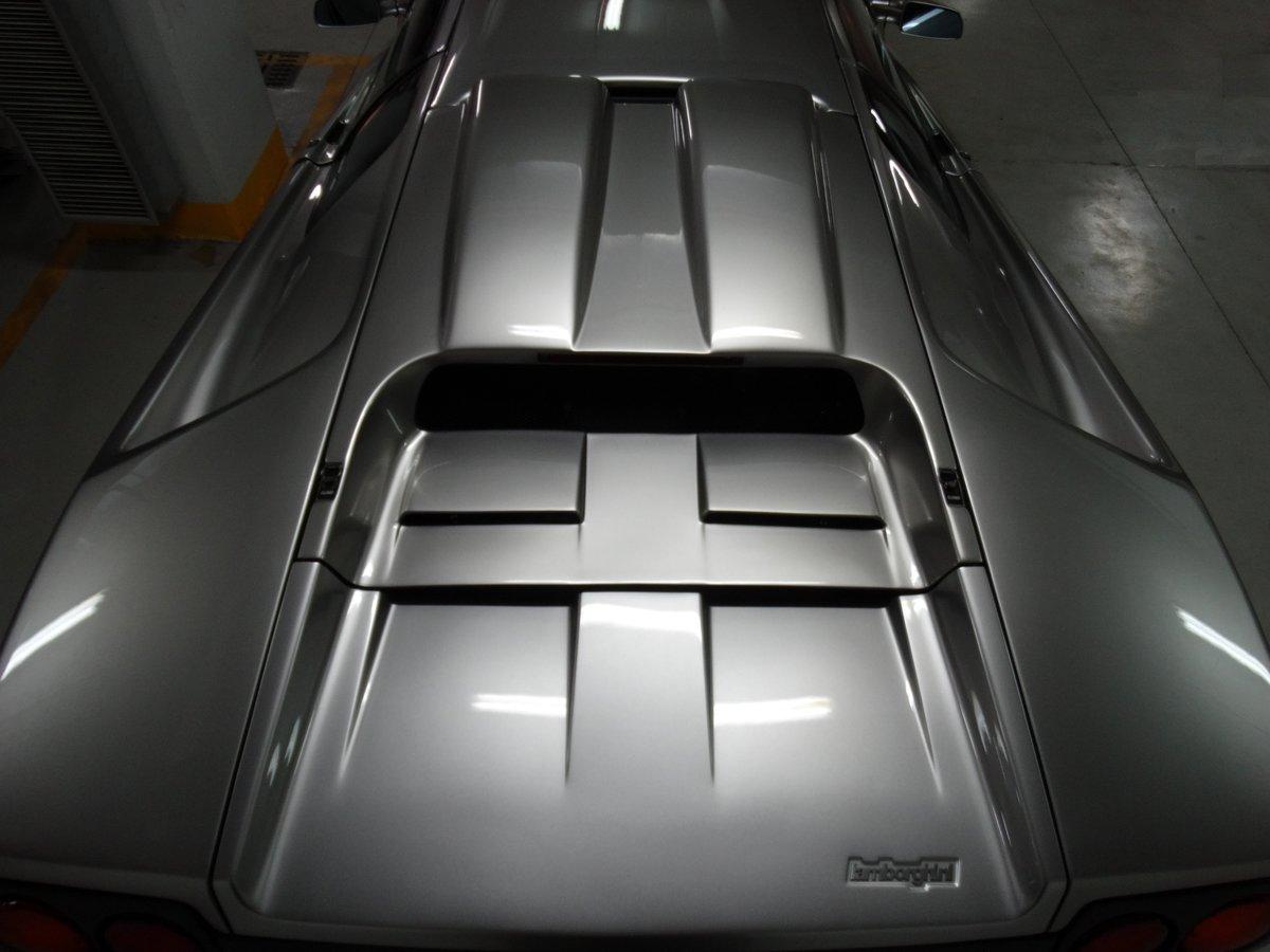 1997 Lamborghini Diablo SV, Titanium over Torpedo Nero For Sale (picture 5 of 6)