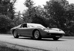 Picture of 1968 Lamborghini Miura P400S
