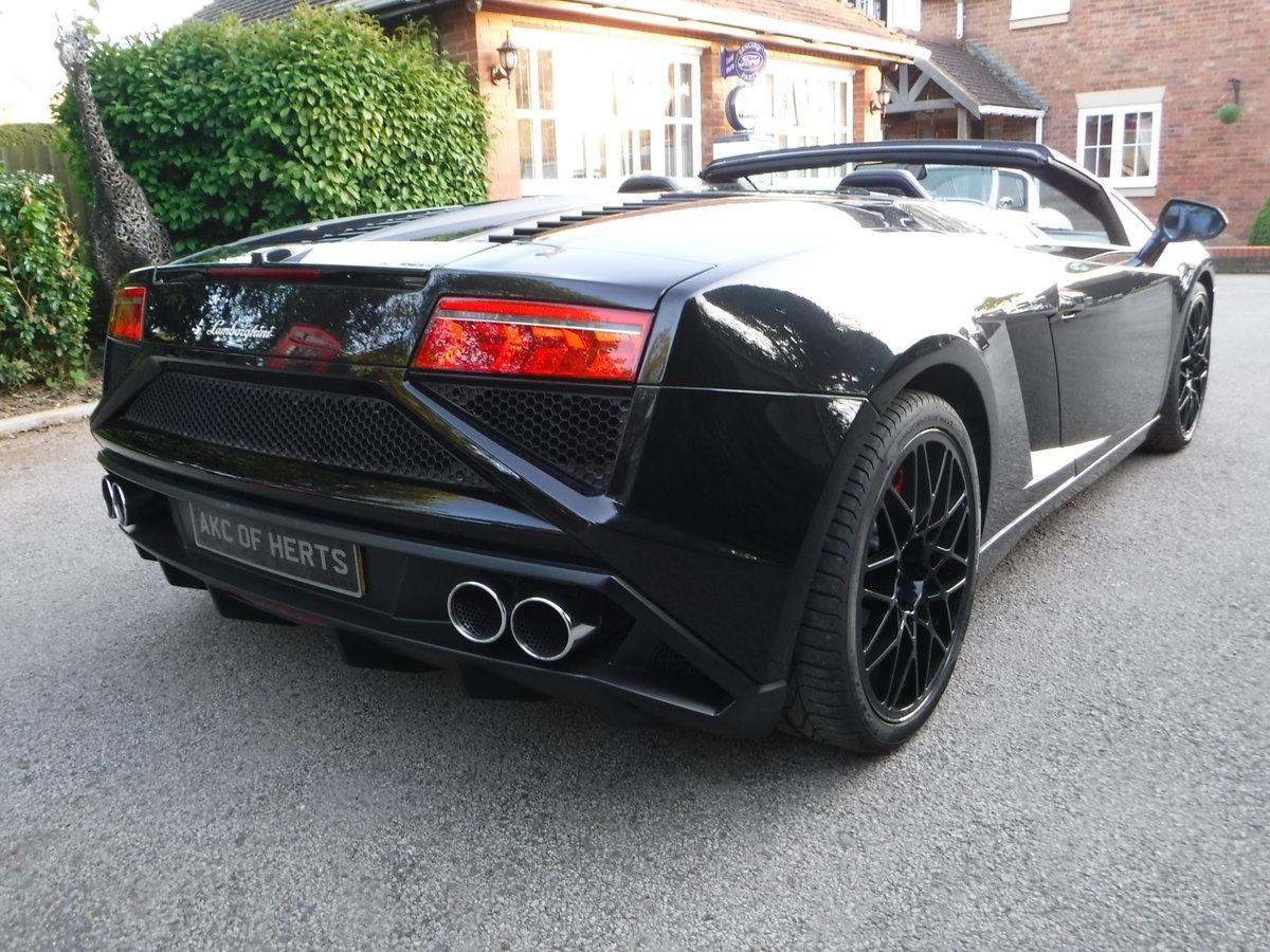 2013 Lamborghini Gallardo 5.2 V10 LP560-4 Spyder SOLD (picture 3 of 6)