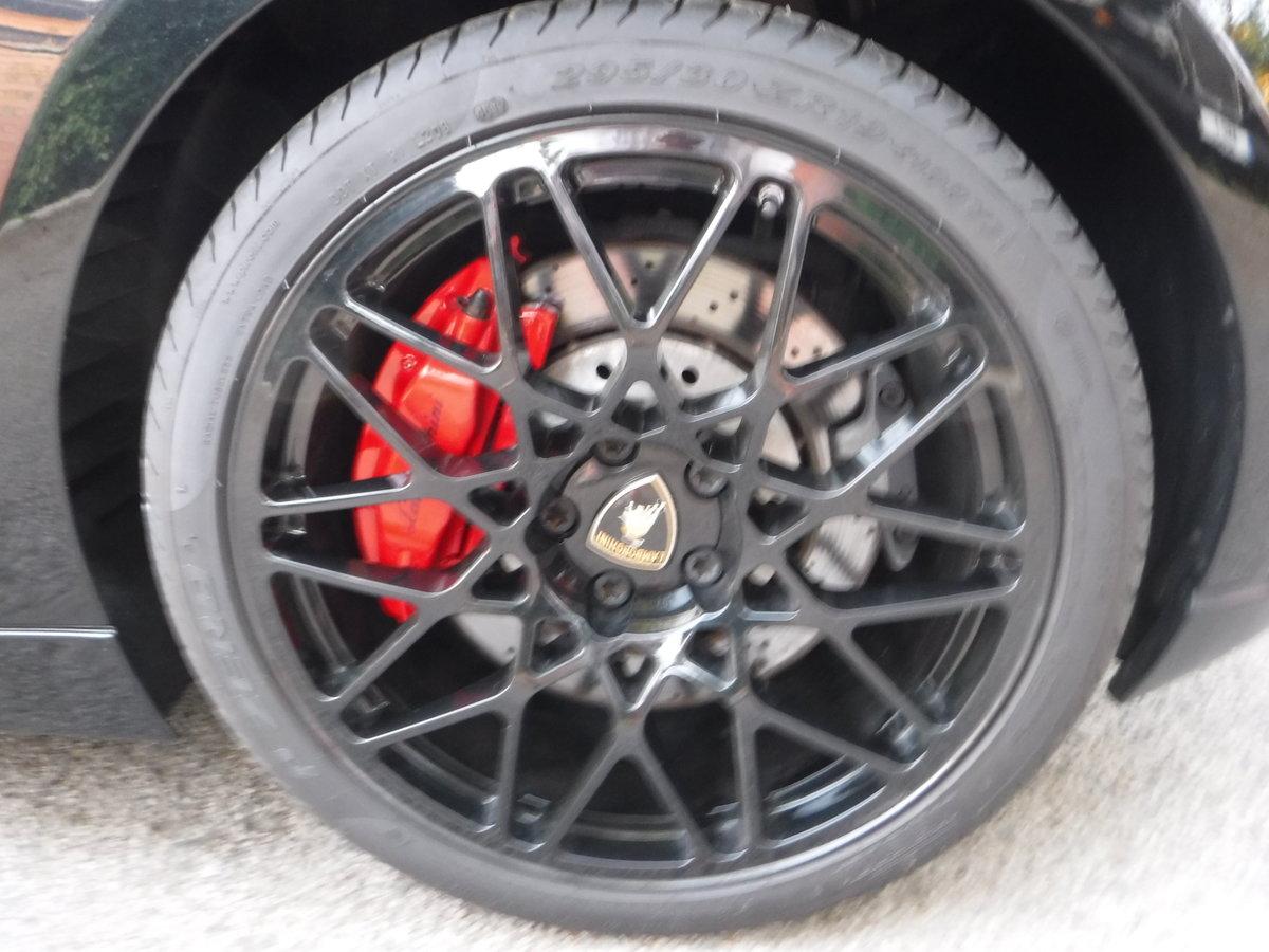 2013 Lamborghini Gallardo 5.2 V10 LP560-4 Spyder SOLD (picture 5 of 6)