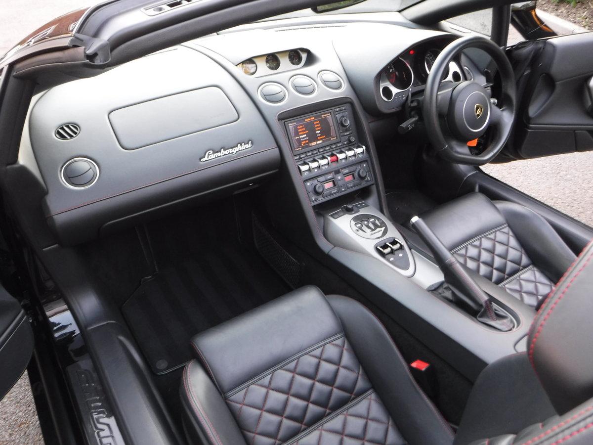 2013 Lamborghini Gallardo 5.2 V10 LP560-4 Spyder SOLD (picture 6 of 6)
