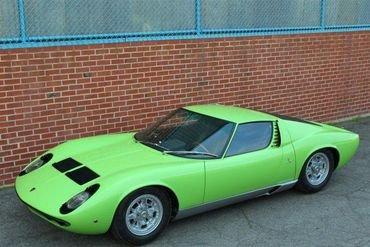 1967  Lamborghini P400 Miura - GS CARS