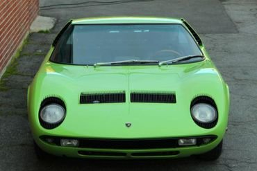 1967 Lamborghini P400 Miura - GS CARS For Sale (picture 2 of 6)