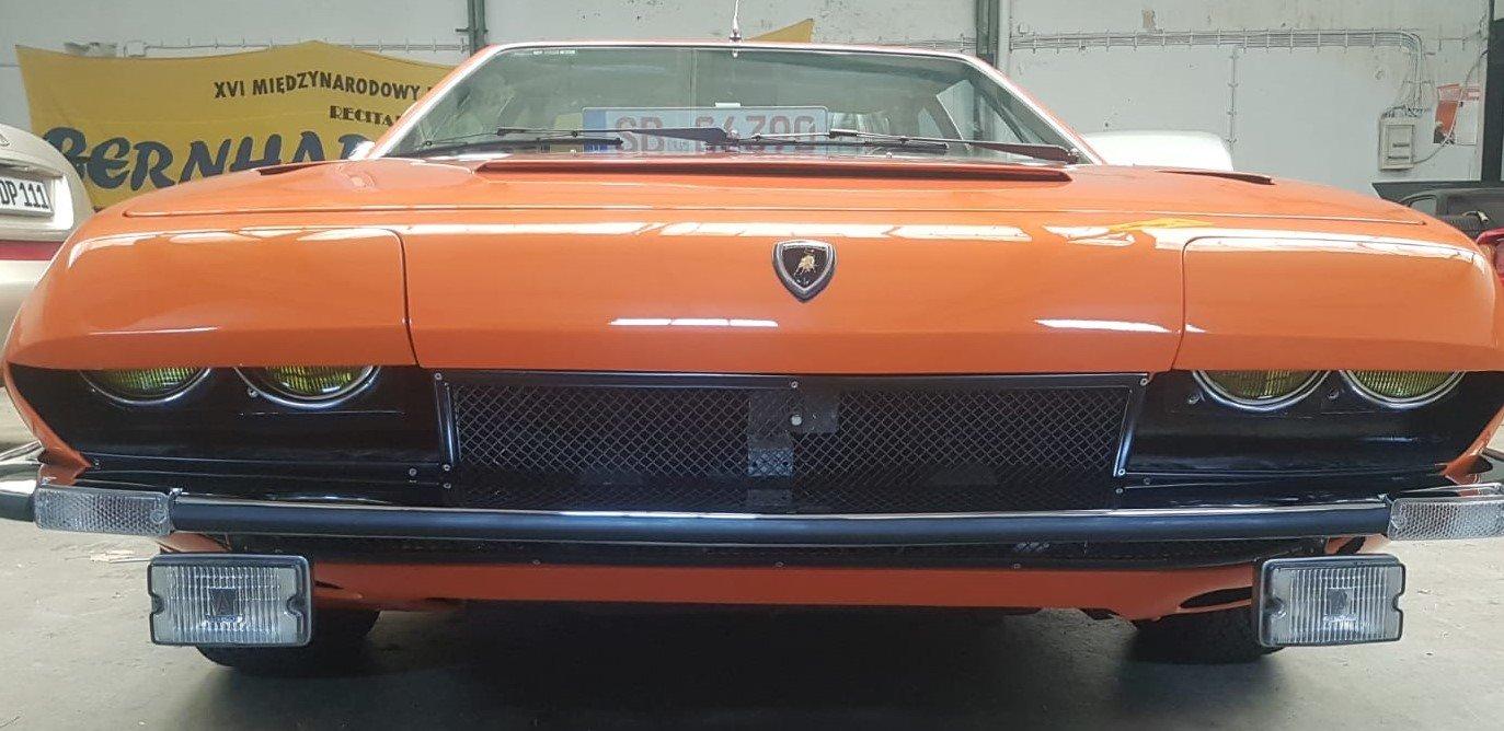 1974 Lamborghini Bull Jarama S For Sale (picture 1 of 6)