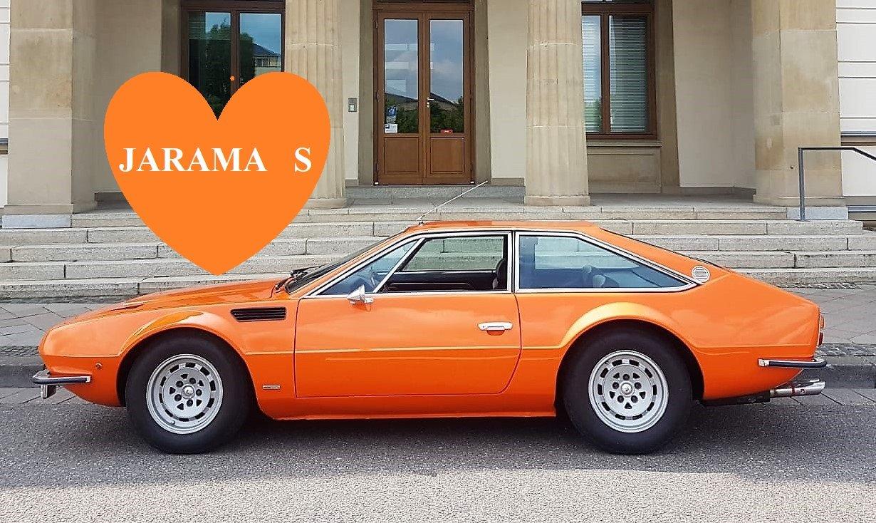 1974 Lamborghini Bull Jarama S For Sale (picture 2 of 6)
