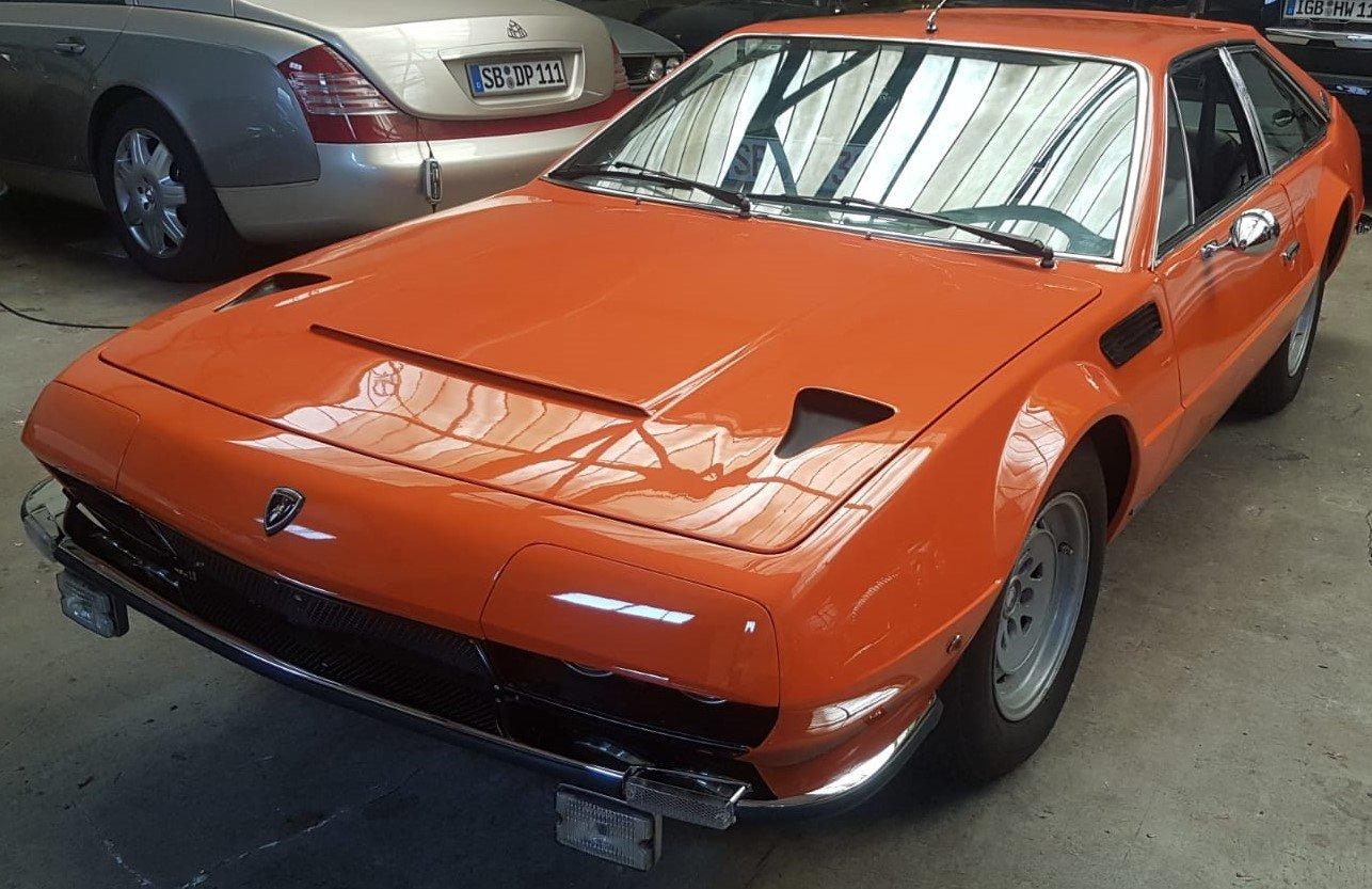 1974 Lamborghini Bull Jarama S For Sale (picture 3 of 6)