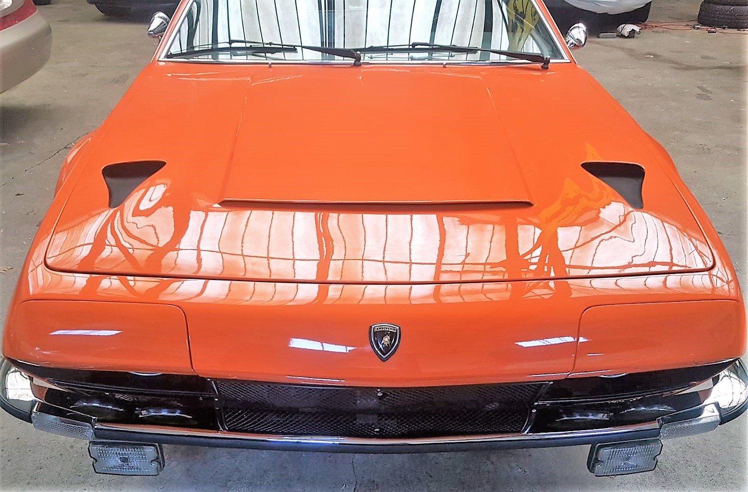 1974 Lamborghini Bull Jarama S For Sale (picture 4 of 6)
