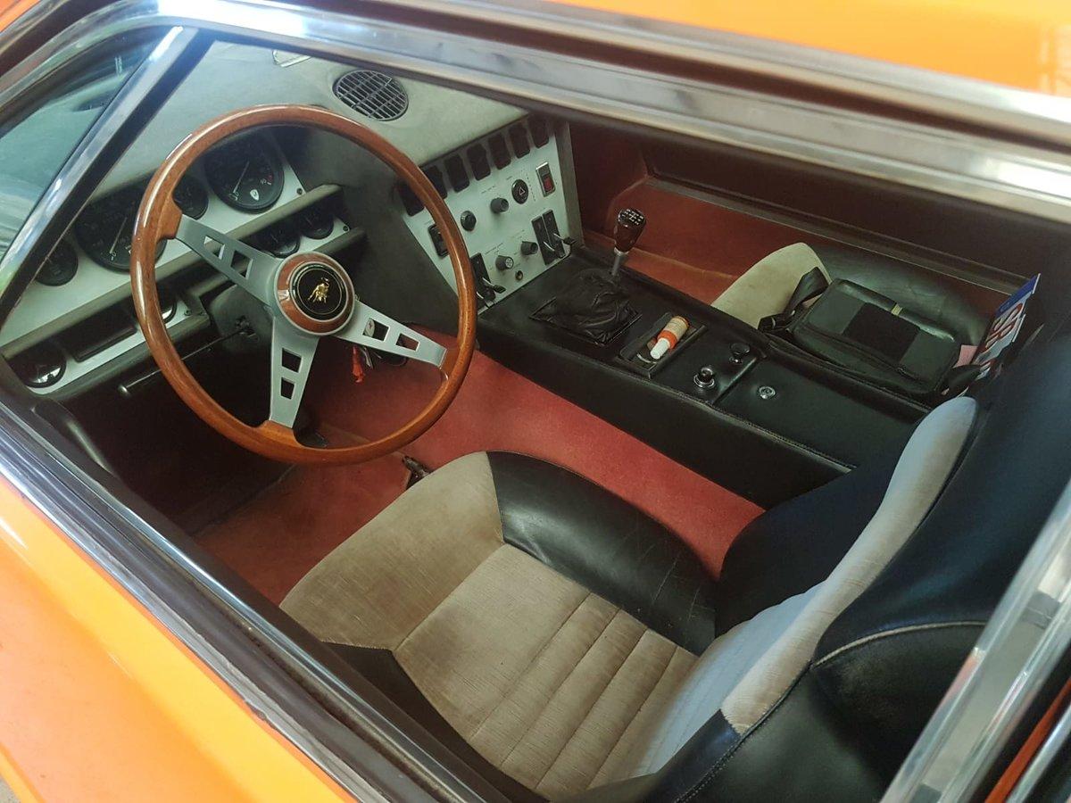 1974 Lamborghini Bull Jarama S For Sale (picture 5 of 6)