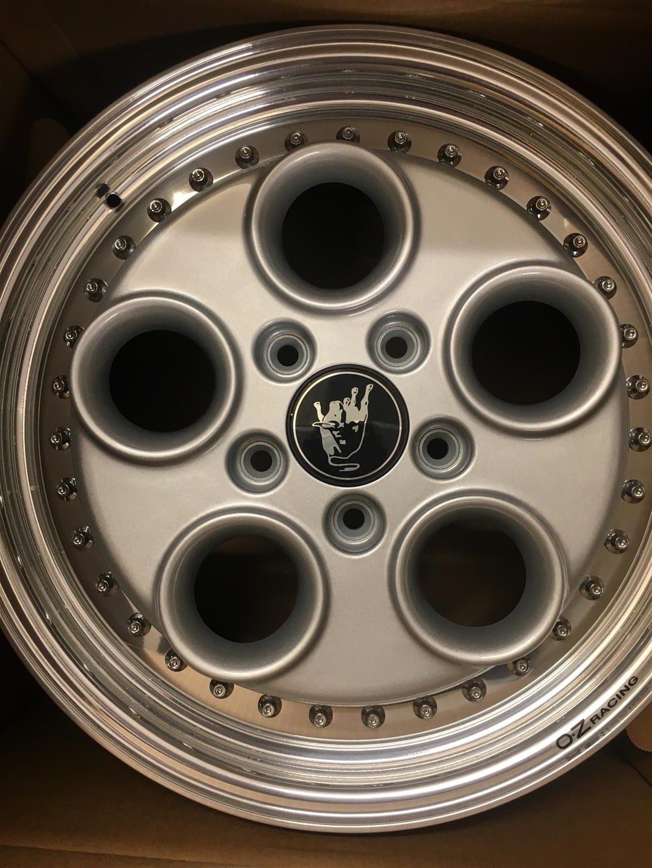 1980 Lamborghini Diablo OZ rims For Sale (picture 3 of 4)