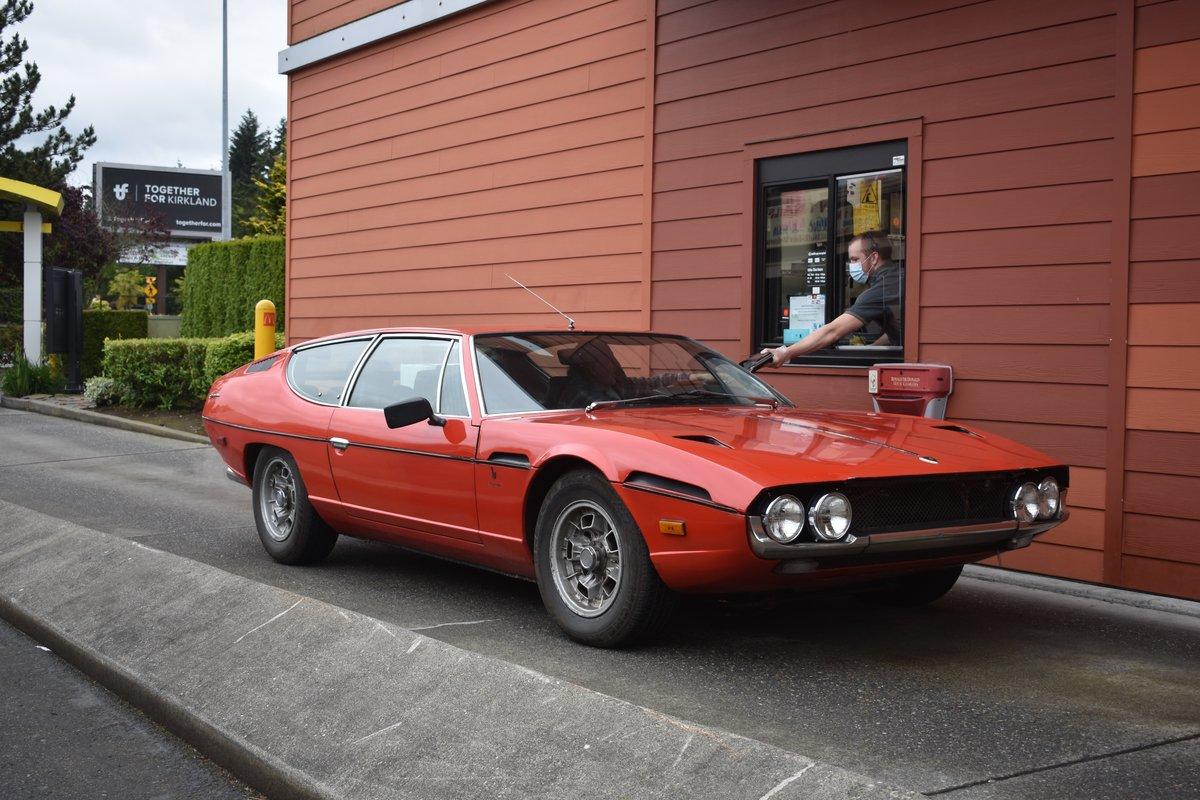#23342 1970 Lamborghini Espada For Sale (picture 1 of 6)