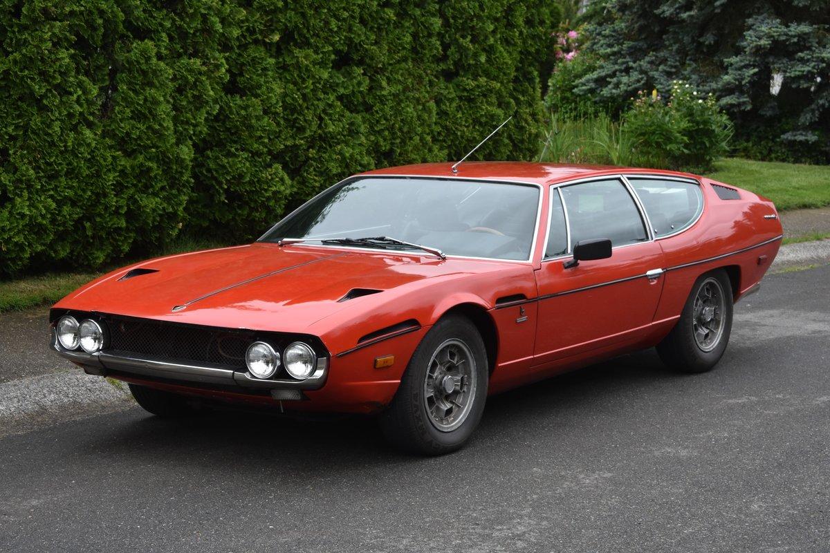 #23342 1970 Lamborghini Espada For Sale (picture 2 of 6)