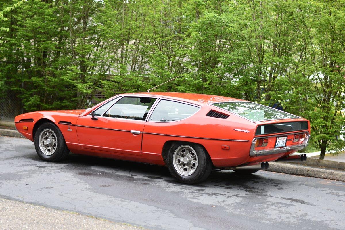 #23342 1970 Lamborghini Espada For Sale (picture 4 of 6)