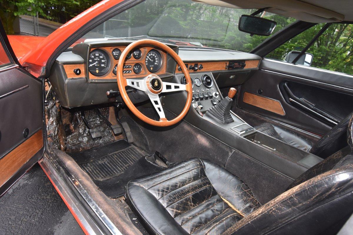 #23342 1970 Lamborghini Espada For Sale (picture 5 of 6)
