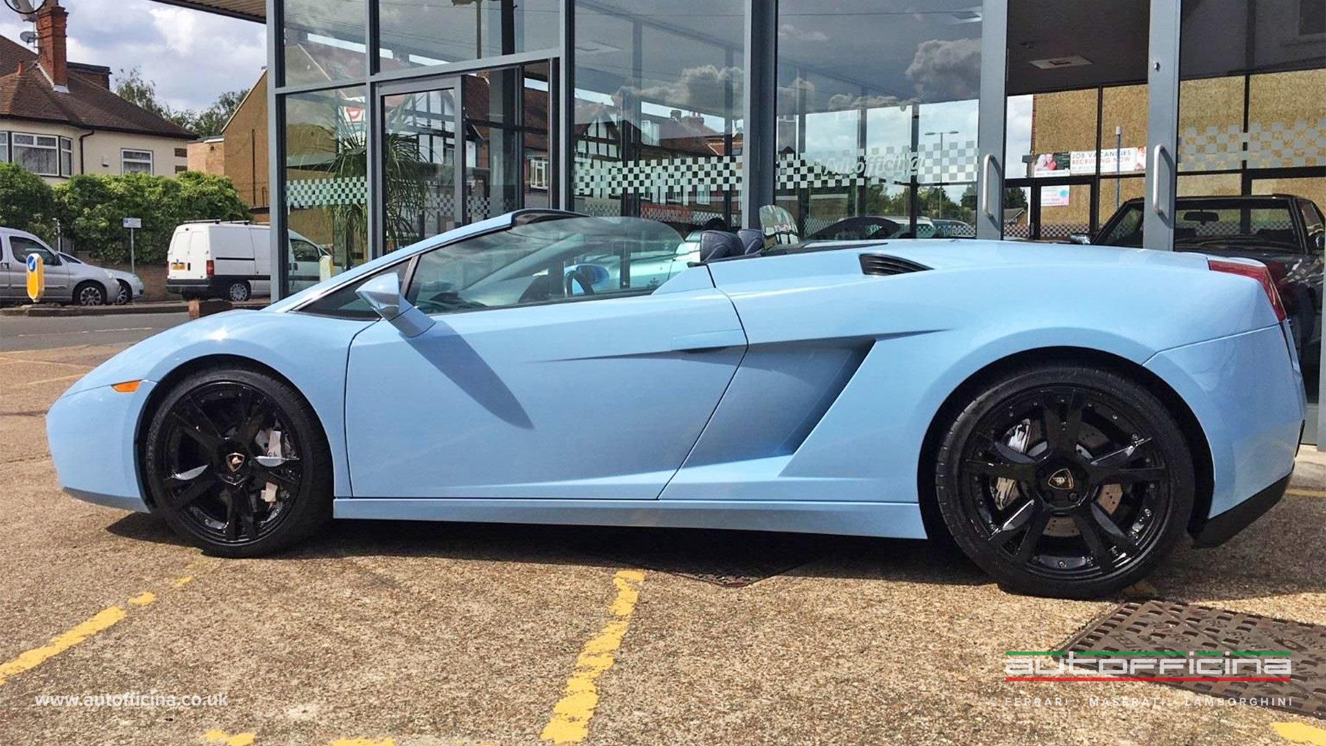2007 Lamborghini Gallardo For Sale (picture 1 of 5)