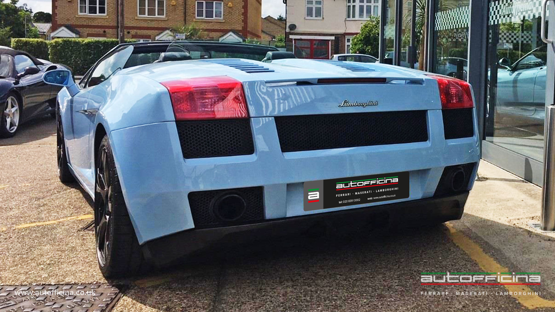 2007 Lamborghini Gallardo For Sale (picture 3 of 5)