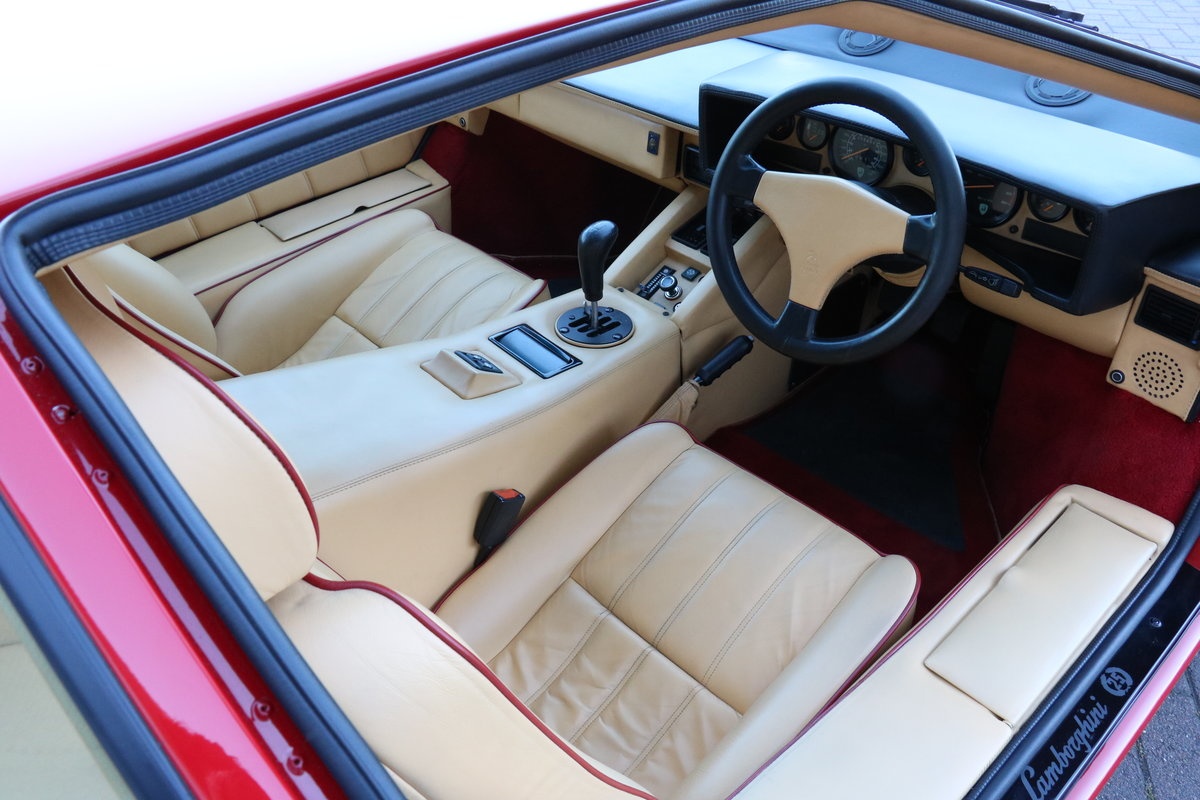 1989 Lamborghini Countach Anniversary - Recommissioned  For Sale (picture 3 of 6)