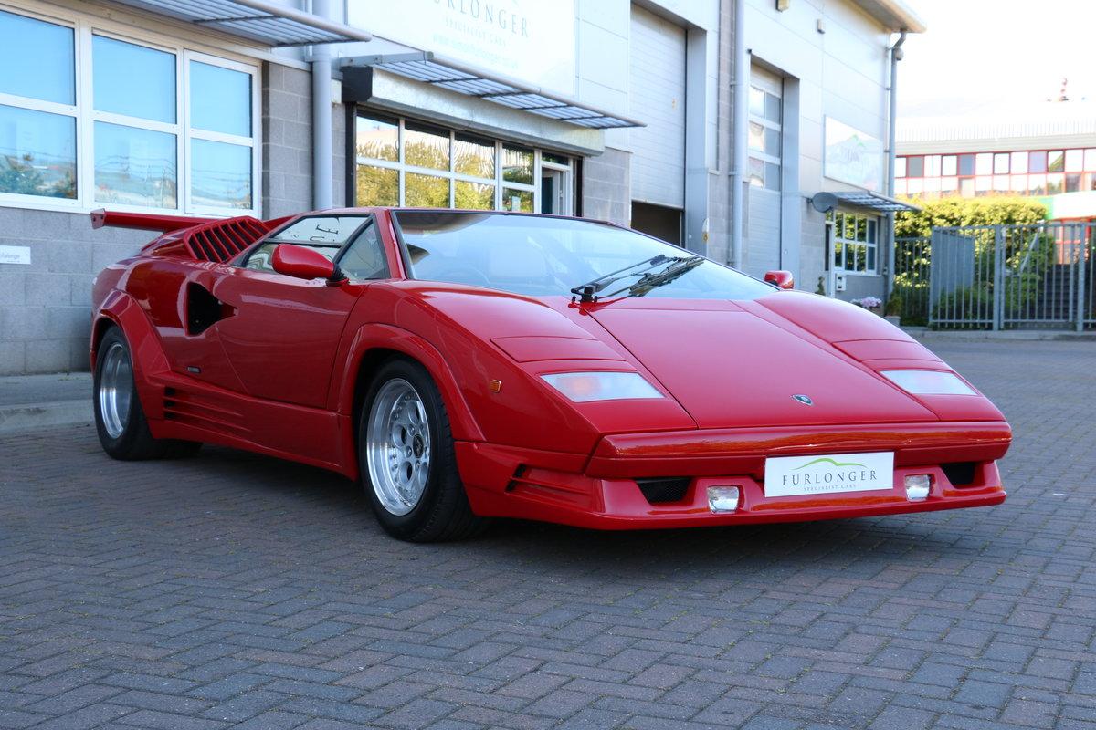 1989 Lamborghini Countach Anniversary - Recommissioned  For Sale (picture 1 of 6)