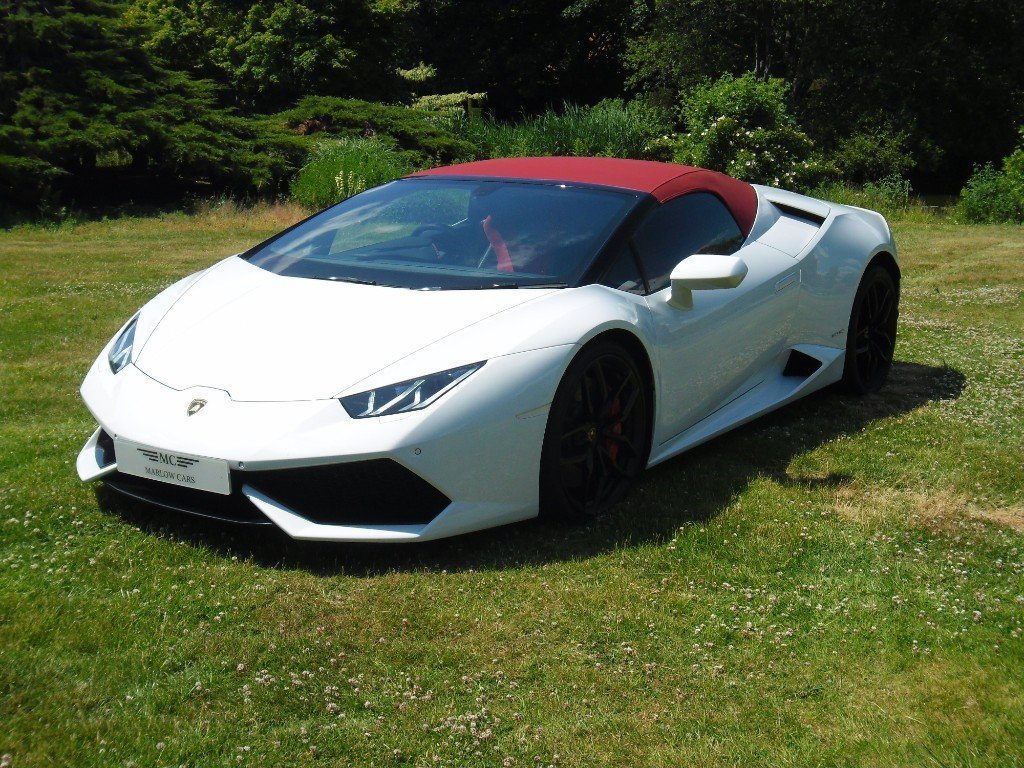2017 LAMBORGHINI Huracan LP 610 -4 Spyder For Sale (picture 1 of 6)
