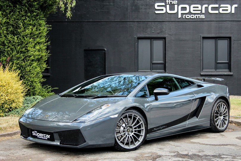 Lamborghini Gallardo Superleggera - Ex Eric Clapton - 2009 For Sale (picture 1 of 6)