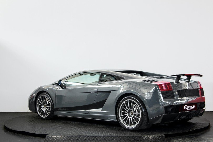 Lamborghini Gallardo Superleggera - Ex Eric Clapton - 2009 For Sale (picture 4 of 6)