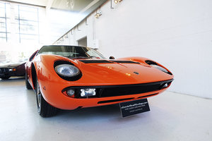 1969 Stunning Miura S, 12 year nut/bolt resto, LHD, iconic car