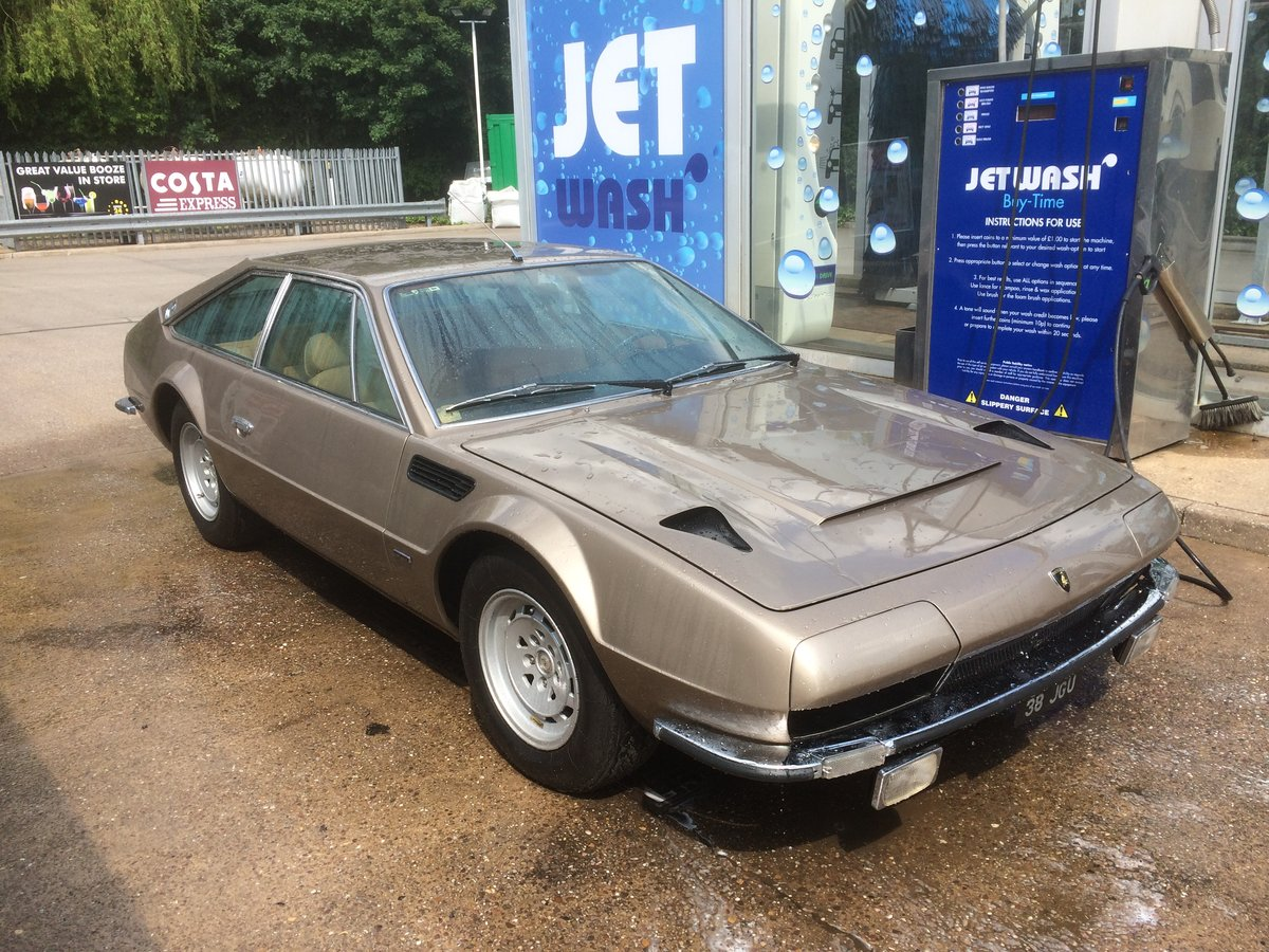 1974 Jarama  Super rust free detailed example For Sale (picture 5 of 6)